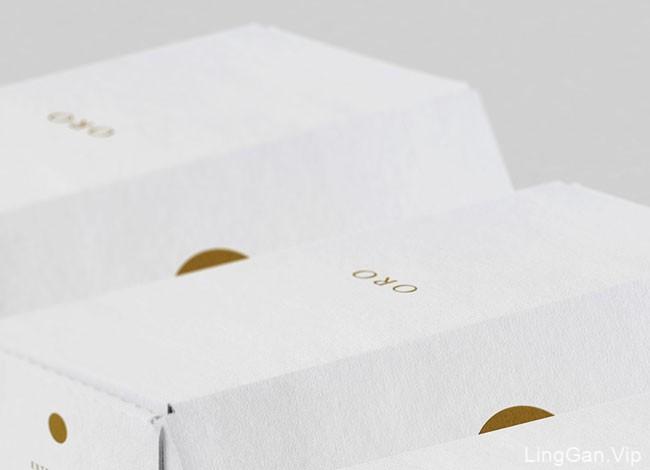 Oro特级初榨橄榄油包装设计