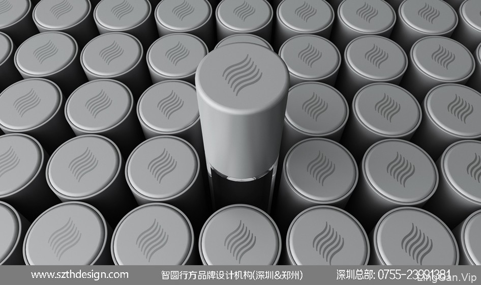 虫草口服液包装设计 滋补保健品包装设计 奢侈品包装设计