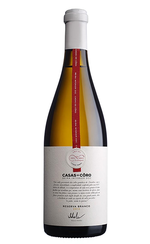 葡萄牙Casas do Coro葡萄酒包装设计