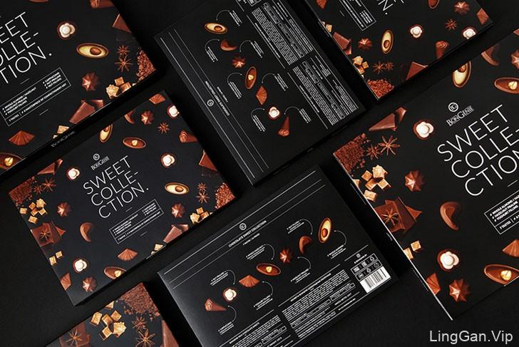 BonGenie巧克力包装设计