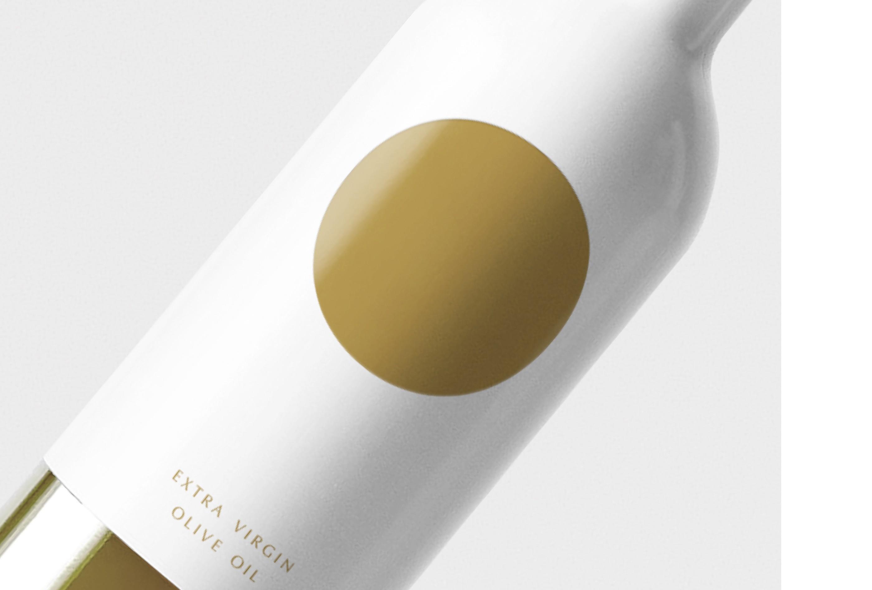 Oro橄榄油包装设计