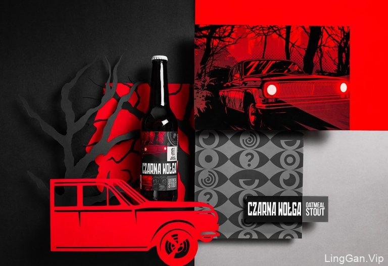 Artezan啤酒瓶贴和包装设计