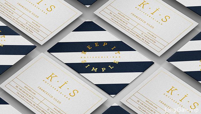 Keep It Simple品牌形象设计