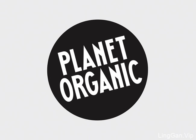 PLANET ORGANIC健康食品系列包装作品