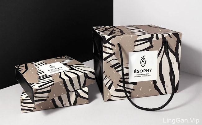 ESOPHY巧克力包装设计