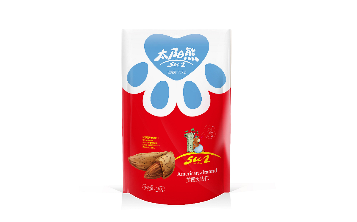 太阳熊干果——徐桂亮品牌设计