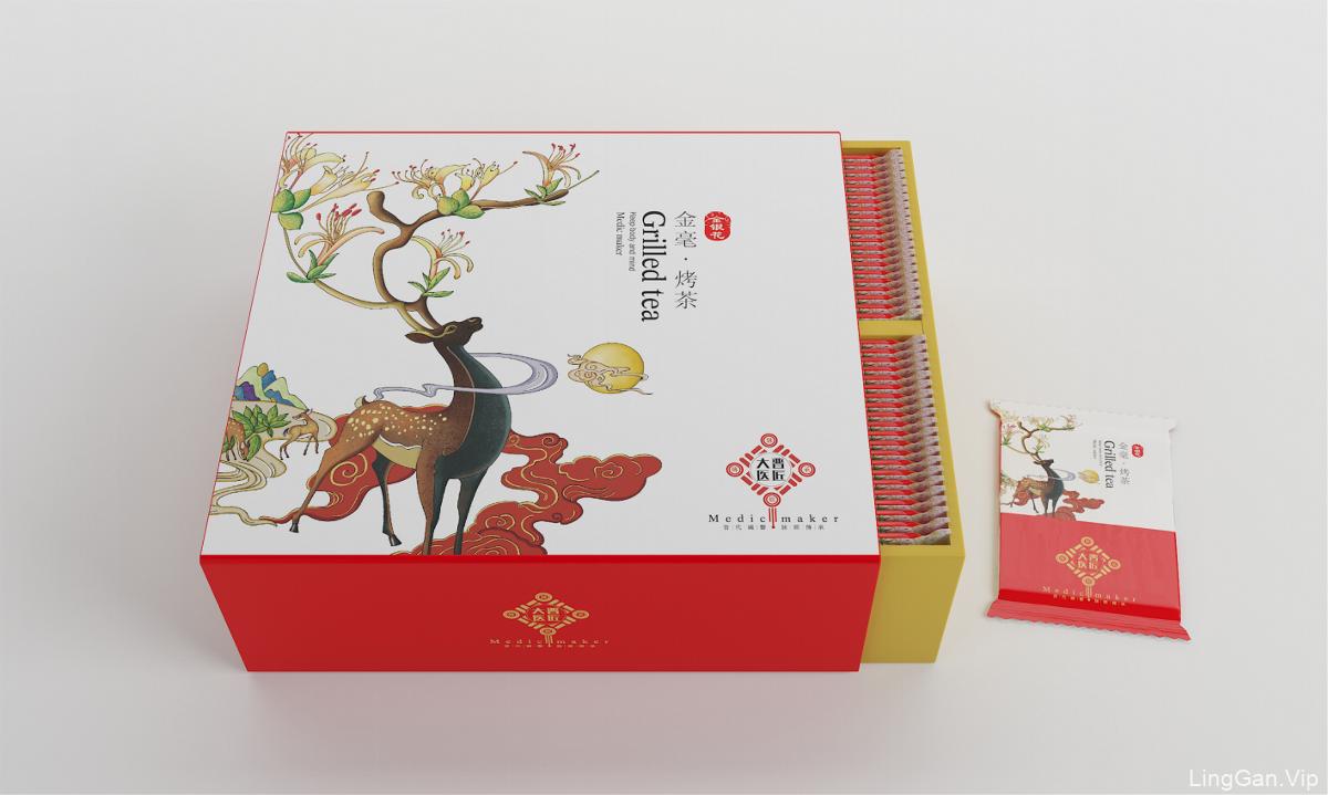 大晋医匠国医馆——徐桂亮品牌设计