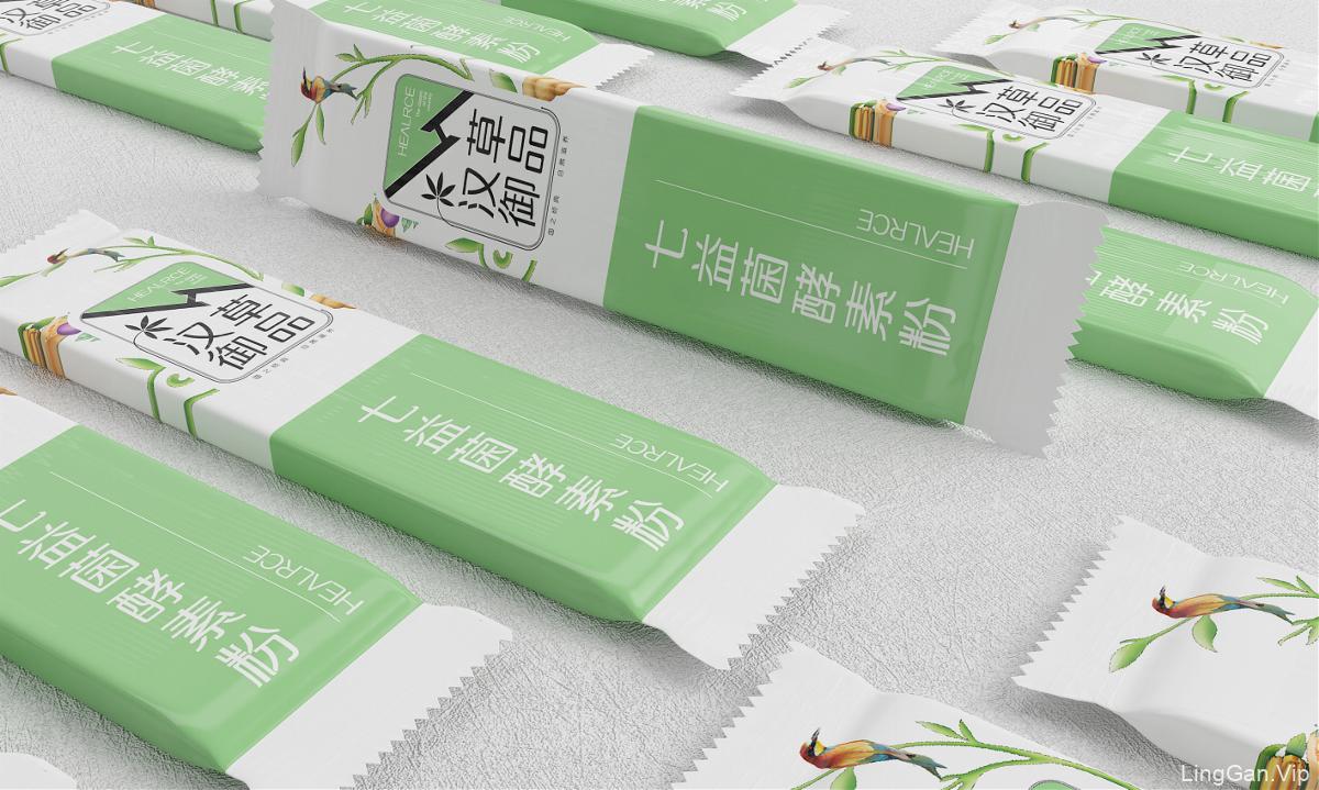 汉草御品——徐桂亮品牌设计