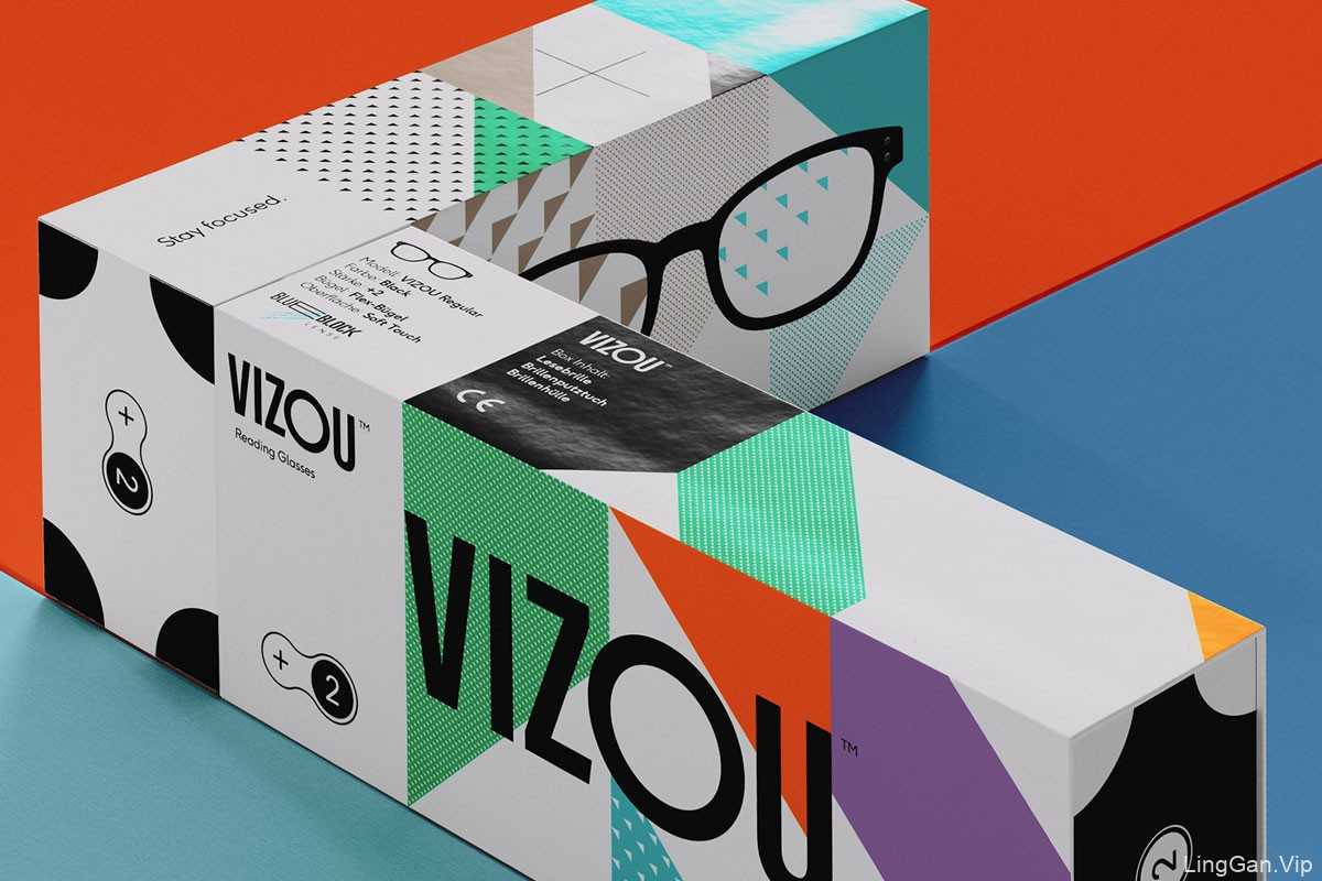 灵感来源于产品!眼镜包装设计