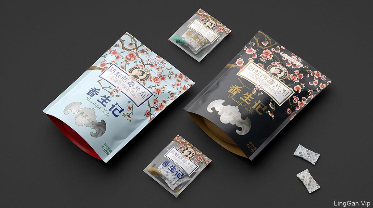 国潮灵感!日化品牌包装设计
