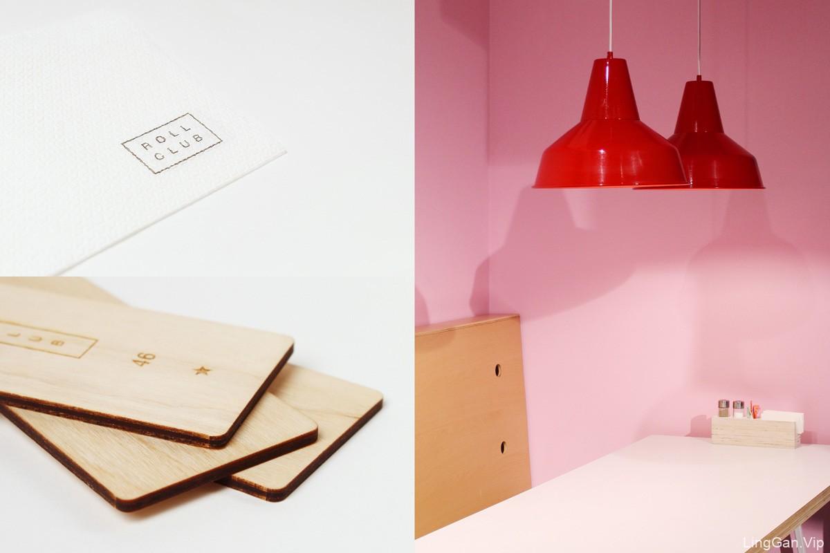 多元素传达!融合菜系餐厅VI设计