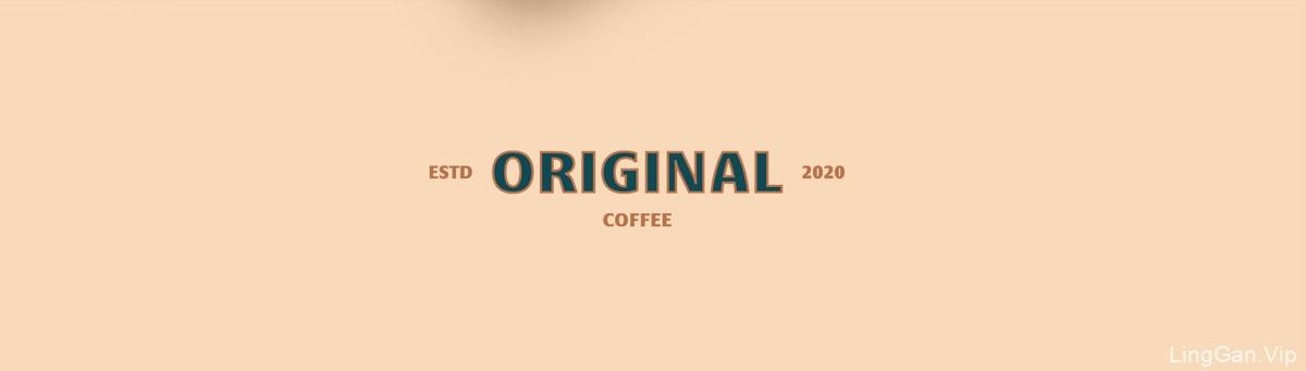传统优雅!咖啡包装设计
