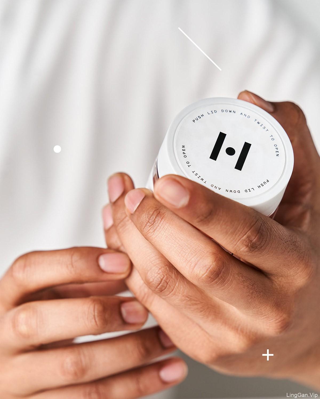 科技与自然!健康产品包装设计