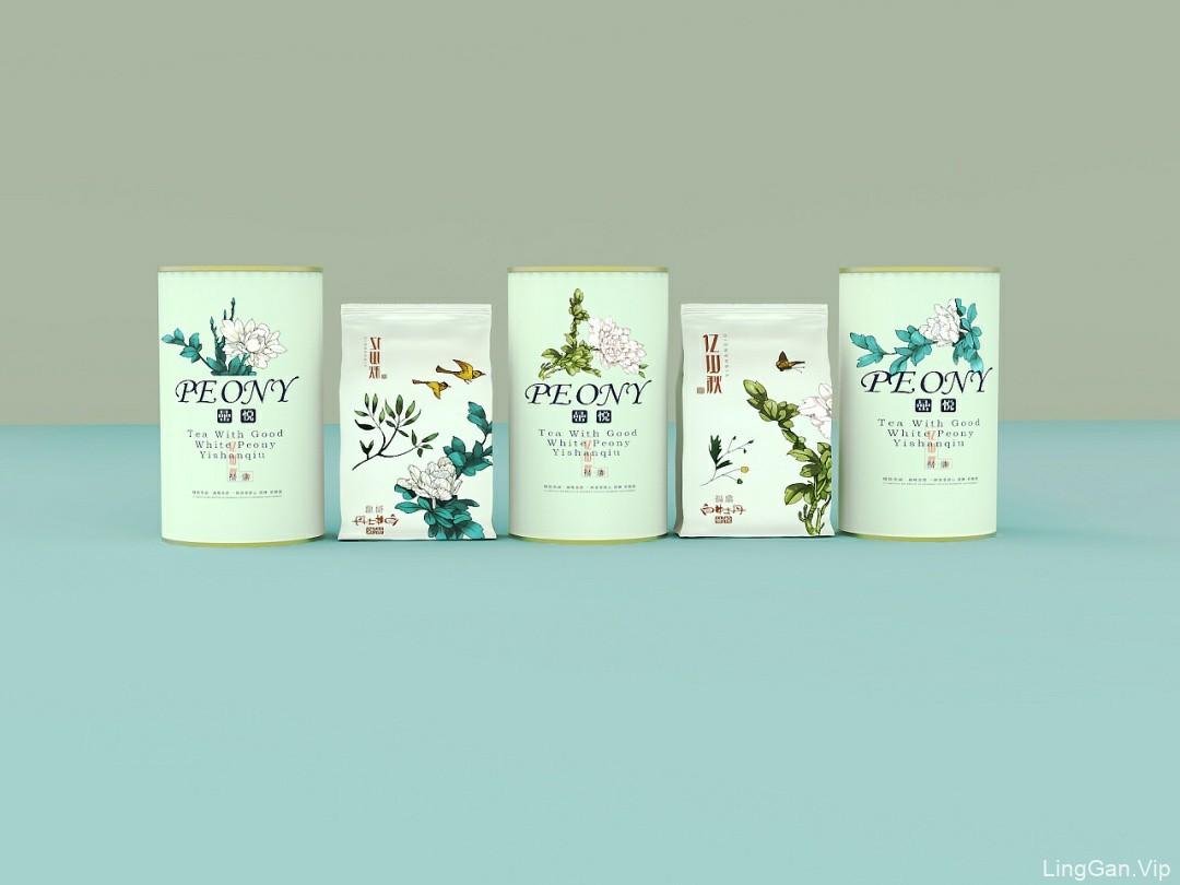 茶叶品牌包装设计