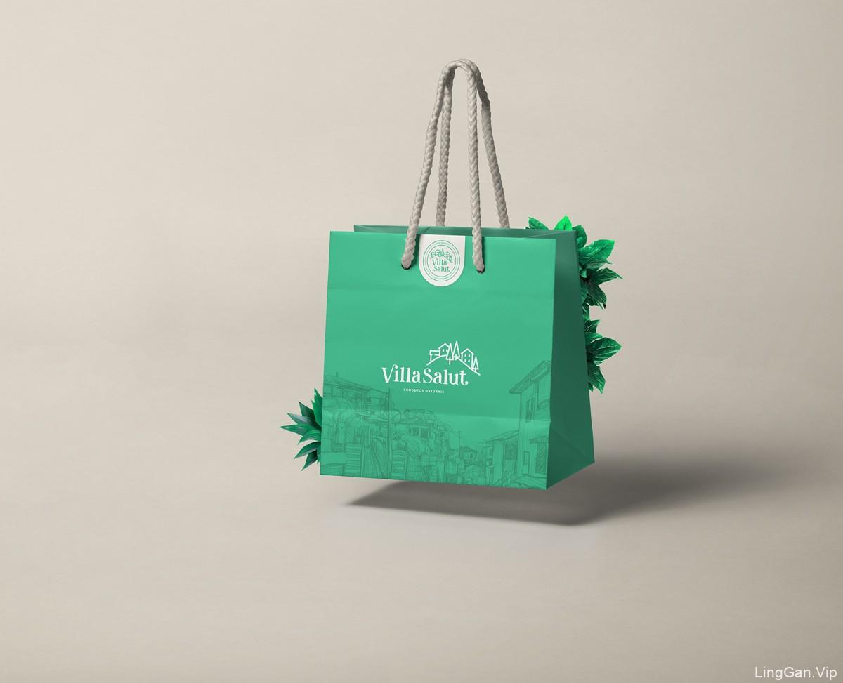 自然健康!食品包装设计