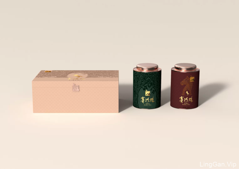 茶叶高端包装设计