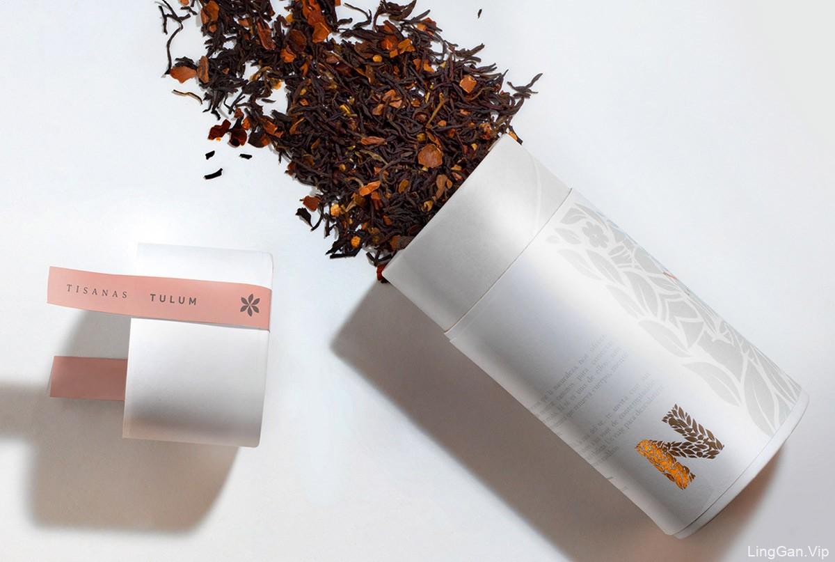 茶叶形象!美容产品包装设计
