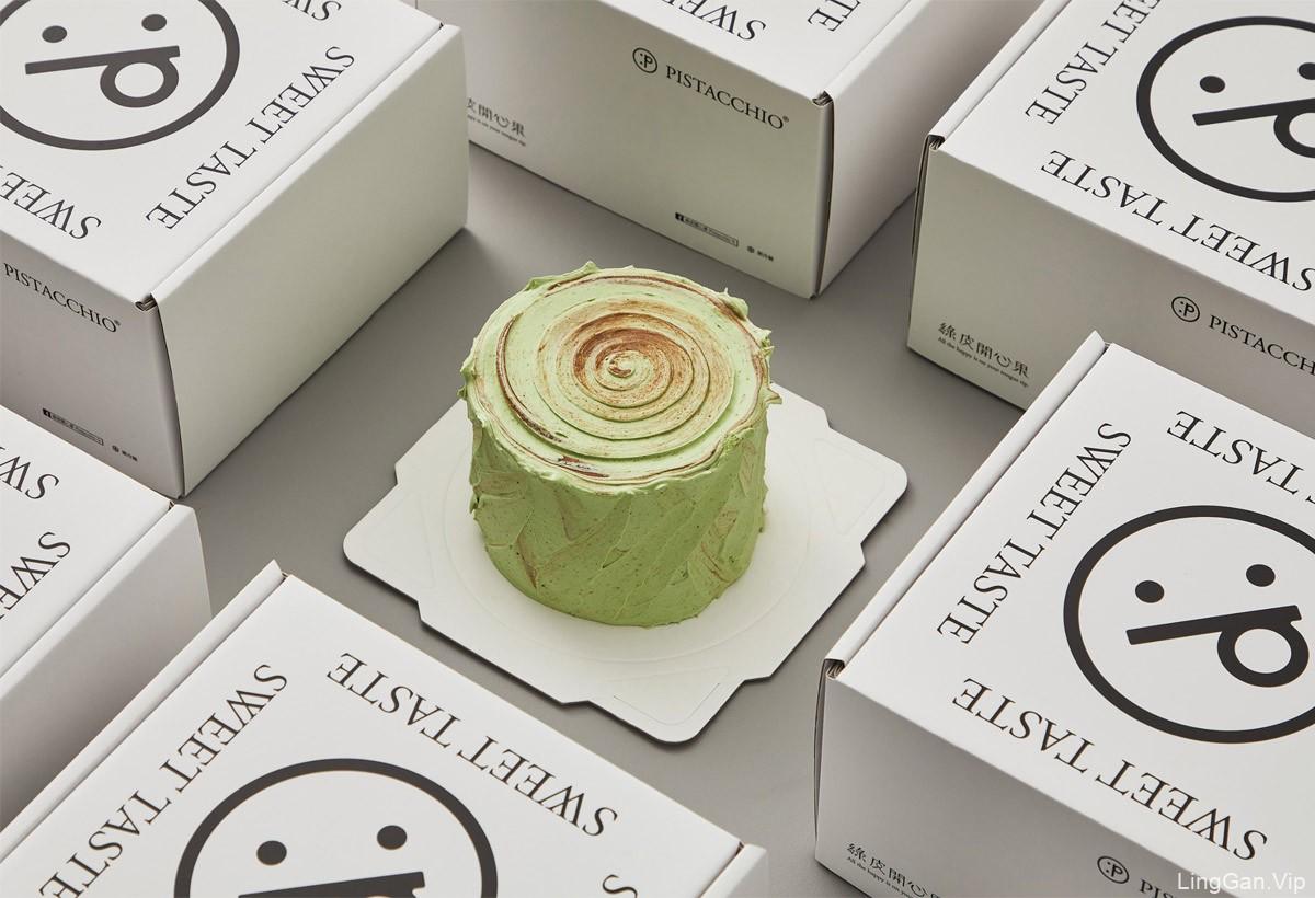 简单有趣!年轮蛋糕包装设计