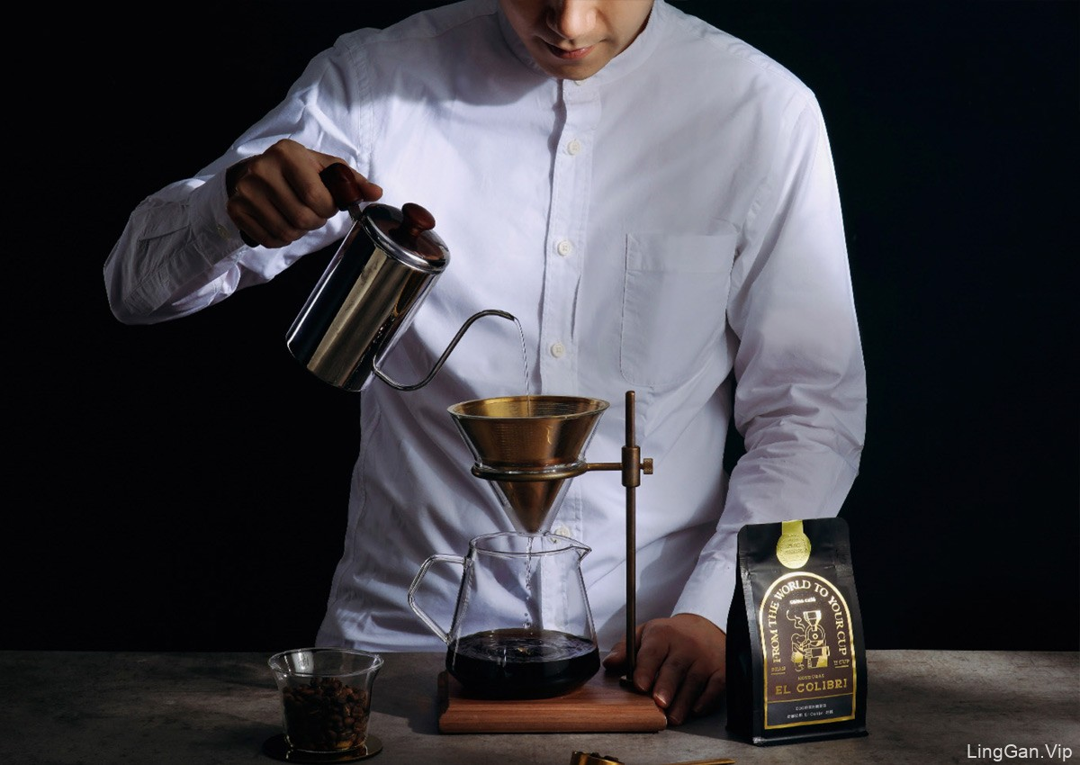 产品讲述!咖啡包装设计