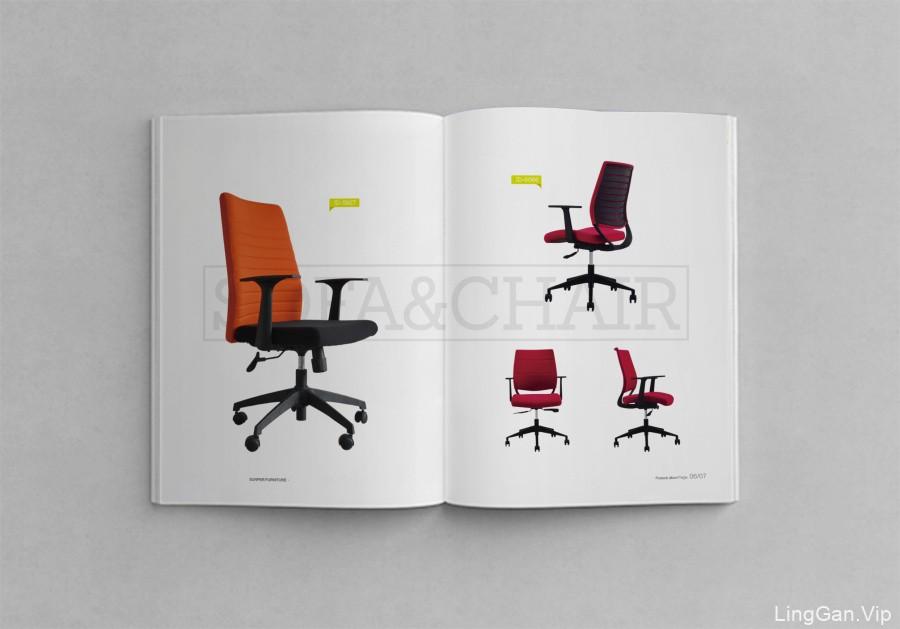 尚博今典SUNPER企业画册设计