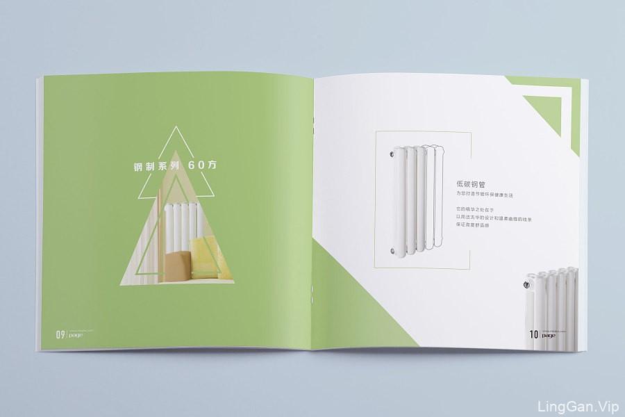 美凯乐MKALOR 画册设计