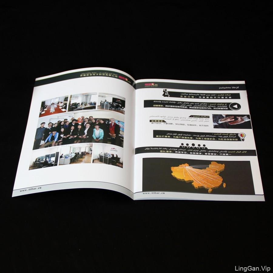 维宝在线商城公司画册设计欣赏