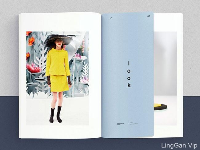 国外cook look book时尚手册/画册设计欣赏
