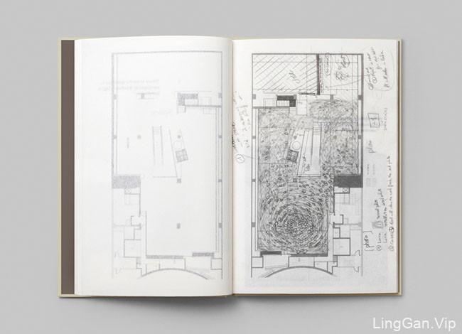 国外Sorigue展览展会上用的画册VI设计欣赏