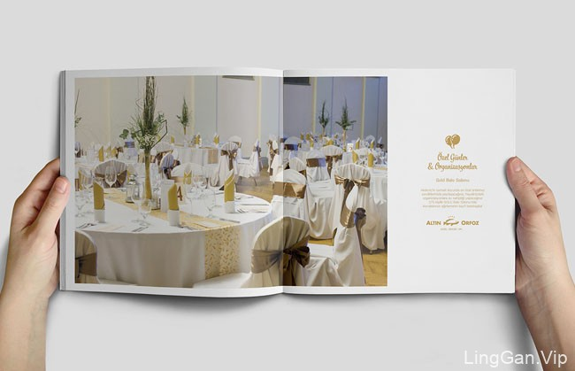 国外Altin Orfoz渡假酒店画册设计分享15P