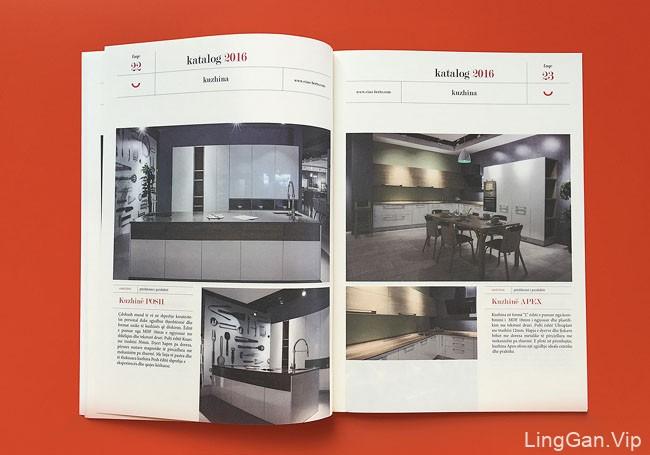 国外Ciao Berto家具品牌2016产品画册设计欣赏
