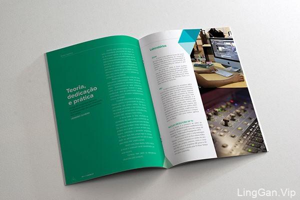国外Anos Unasp-EC 30周年纪念画册设计分享