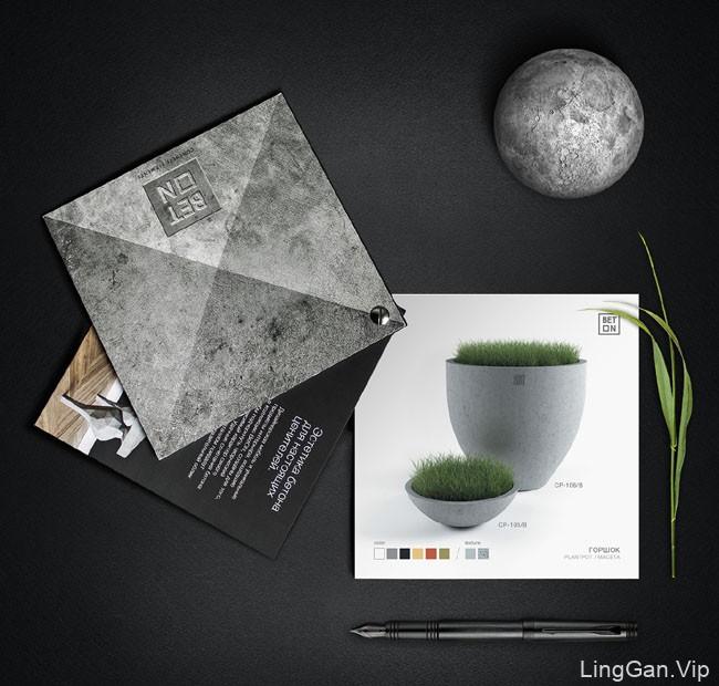 国外BetON品牌创意产品画册设计分享