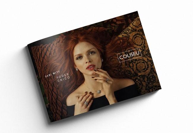 国外Coliseu珠宝行业企业品牌目录画册设计分享