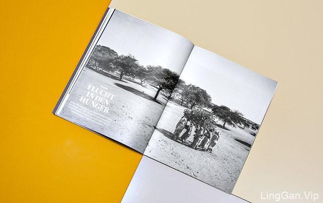 欧美风格的Pressefreiheit创意时尚画册设计分享