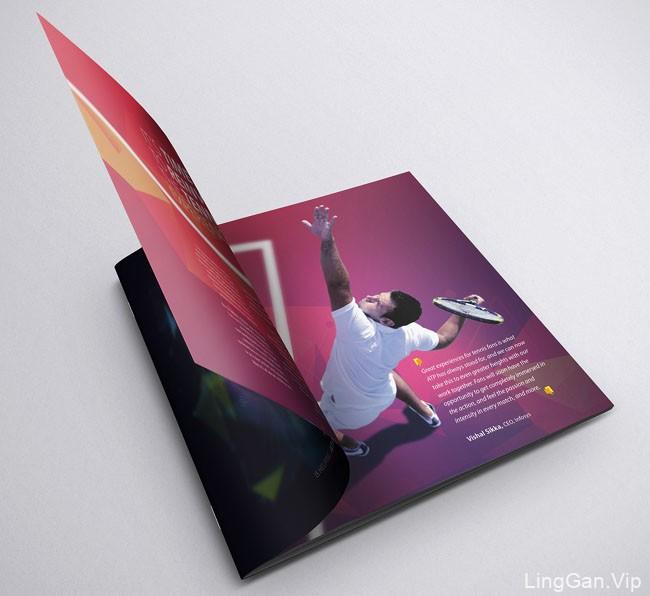 印度Infosys公司的画册设计案例合集欣赏