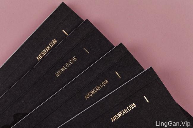 国外Answear服饰品牌目录画册设计