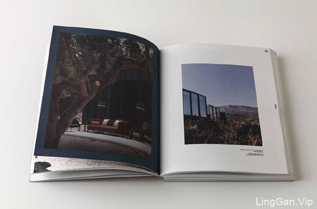 西班牙Expormim家具品牌目录画册设计
