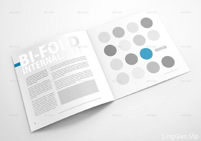 美国设计师Graphic Assets画册模版设计