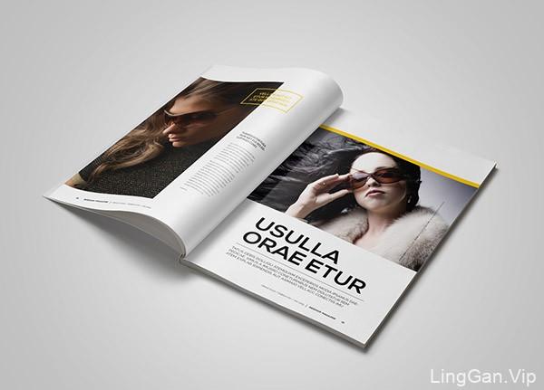 来自印尼di campur杂志模版设计作品欣赏