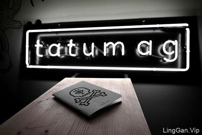 国外Tatumag限量版速写簿设计