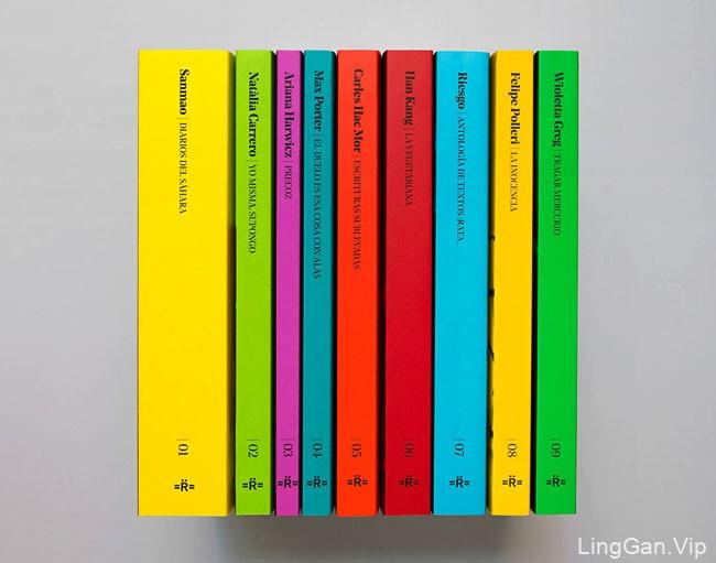 国外Rata系列精美书籍设计作品