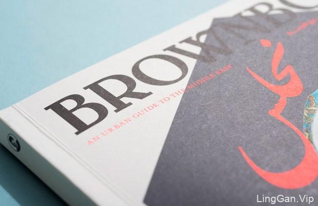 国外Brownbook杂志封面设计作品分享