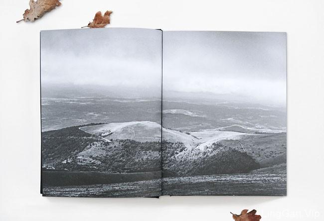 国外精致的Murigge出版物设计作品