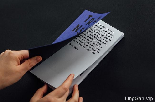 国外Transitions比赛记录书籍设计作品