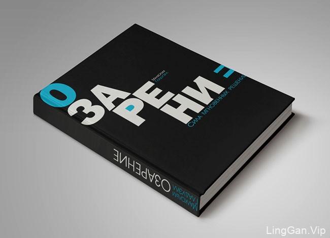 俄罗斯设计师Sofia Fadeeva 4款封面设计案例