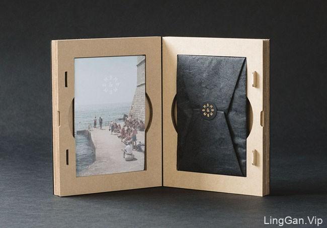 国外Bayly & Moore婚礼摄影手册装帧设计