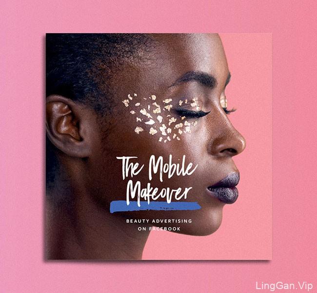 The Mobile Makeover手机美容宣传册设计欣赏