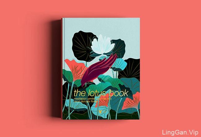 国外Afroditi自然类书籍封面设计作品