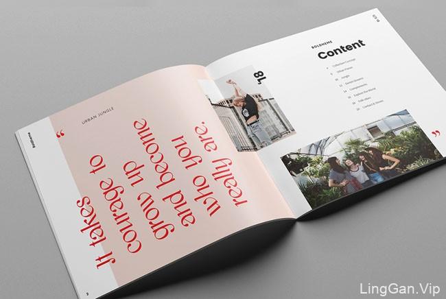 国外Boldheme方版时尚画册设计作品