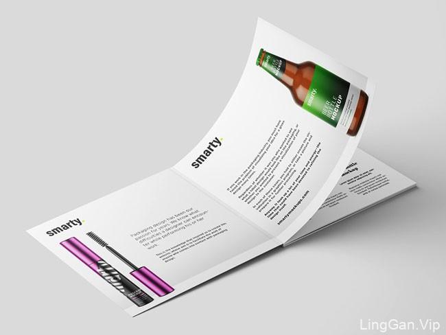 Mockups Design画册模版设计作品